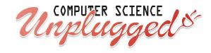 CS Unplugged Logo