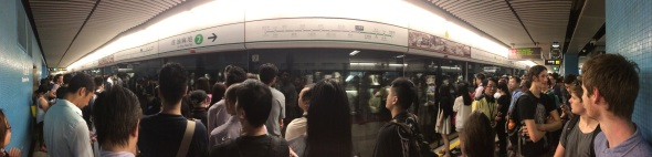 I'm slightly addicted to Panorama, yes, but wow, look at that station.