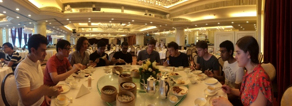 The Panoramic Yum Cha Experience at Maxim's!