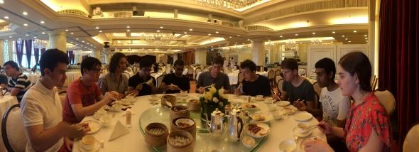 The Panoramic Yum Cha Experience at Maxim's!