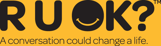 The RUOK™ logo from https://www.ruok.org.au