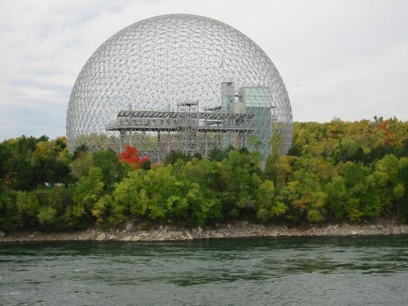 Biosphère_Montréal